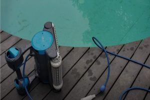 Pomona Pool Cleaning machine
